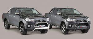Toyota Hilux 2016 > D.C.